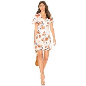 Somedays Lovin Sweet Surrender Floral Mini Dress M